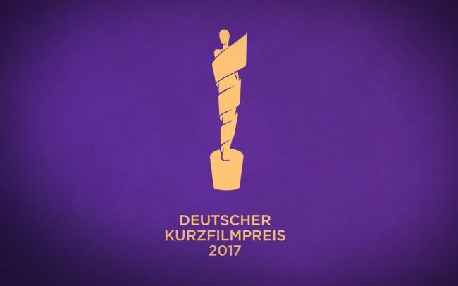 Deutscher Kurzfilmpreis 2017